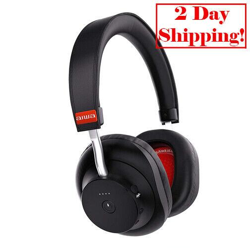 Aiwa Arc-1 Bluetooth Headphones 20h Playtime Extreme Sound C