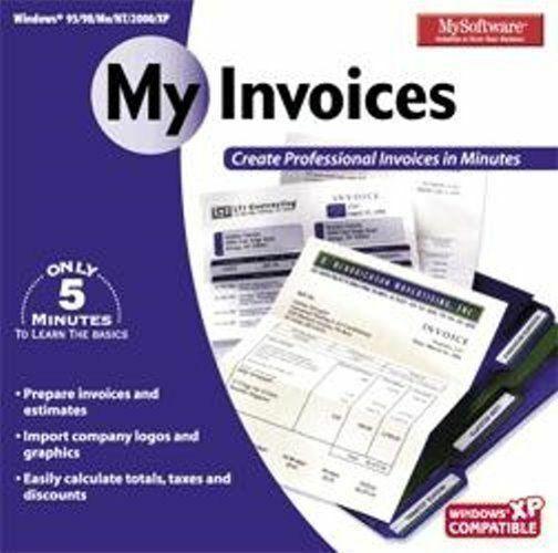 My Invoices  Print professional invoices and estimates  NEW