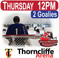 ShinnyHockeyCalgary.com - Thursday at 12PM - Reserve Online