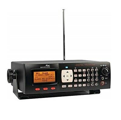 Whistler Ws1065 Dmr Digital Mototrbo Mobile Radio Desktop Scanner