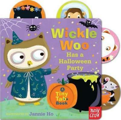Wickle Woo Has A Halloween Party (Wickle Woo Has a Halloween Party by Nosy Crow:)