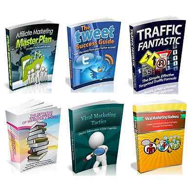 100 Marketing eBooks With Resell Rights  ( Only 10 ¢ per Book )    PDF