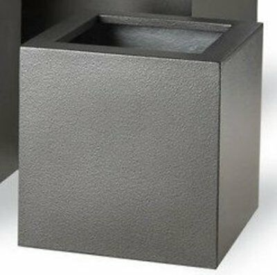 Capital Garden Products Geo Planter Box, Aluminum, 38 x 38cm