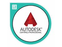 Autocad for Beginners - Intensive Courses from £125