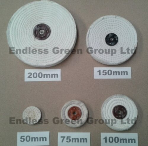 Endlessgreen-Stitched-Cotton-Buffing-Wheel-Choice-of-size