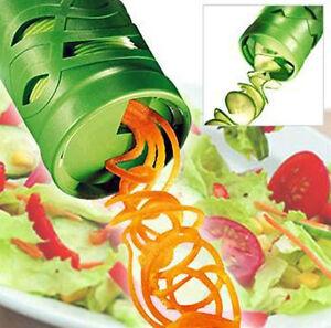 Vegetable Fruit Veggie Twister Cutter Slicer Processing Kitchen Tool HOT #NEW