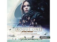 Rogue One A Star Wars Story Vinyl Soundtrack New and sealed