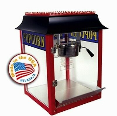 Popcorn Machine Popper Paragon 1911 4 Oz Antique