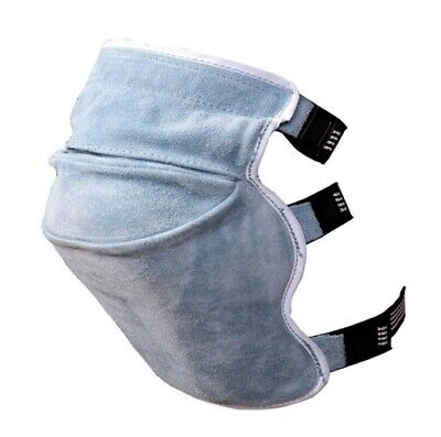 Smato Welding Knee Pads Heat Resistant Leather Safety Protection 1setrmga