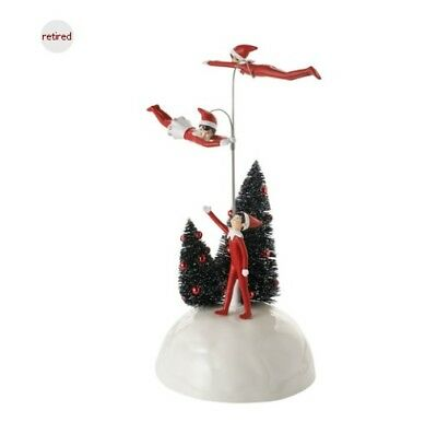 Department 56 General Village Accessory Elf on the Shelf Flying Elves 4053557