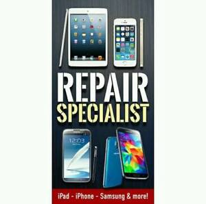 Cell Phone/ Tablet Repairs. All Models Available, No Appointment