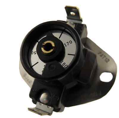 Supco AT022 Adjustable Airflow Thermostat Fan Control Snap Disc Close on Rise