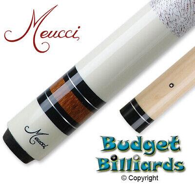 Meucci Ultra Piston - 1 Pool cue w/ Black Dot Shaft & Free H
