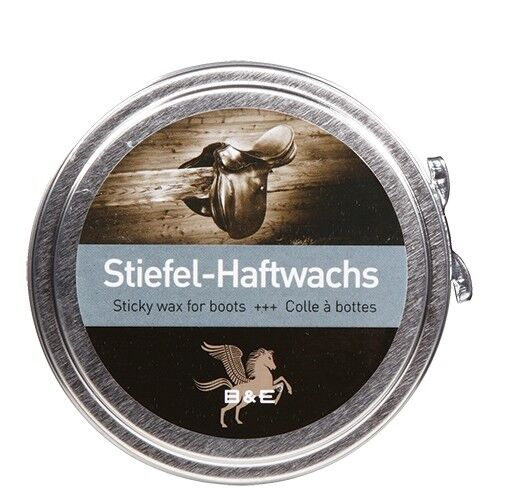 % TOP-ANGEBOT: B&E Stiefel Haftwachs 100ml Dose -NH