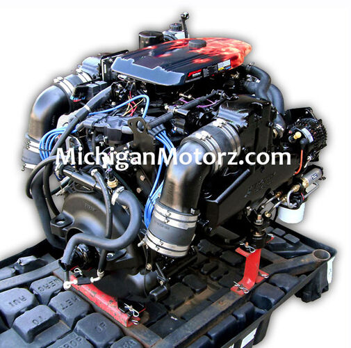 MerCruiser       350    MAG MPI Complete Engine    Fuel       Injection
