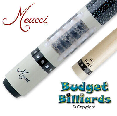 Meucci RB-2 Pool cue with 30 Inch Pro Shaft & Free Hard Case