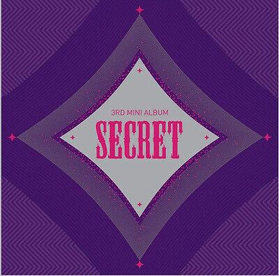 SECRET - Poison (3rd Mini Album) CD+Photo Booklet K-POP KPOP