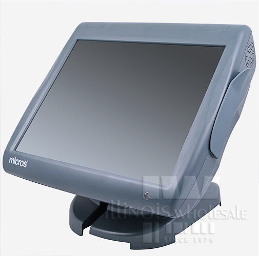 400814-122 Micros Workstation 5A