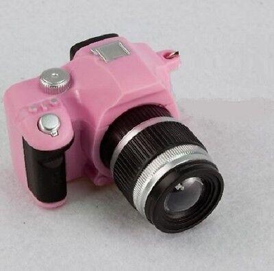 "Lovvbugg Pink Mini Camera w Light n Sound for 18"" American Girl Doll Accessory"