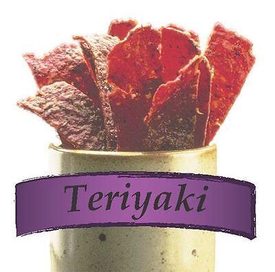 BJT-6 Jerky Spice Works - 3 Pack Teriyaki Flavor Beef Jerky Seasoning. By NESCO - Nesco Jerky Spice Works