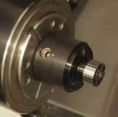 Mitee-bite 25mm X M4 Cylinder Thread Cnc Lathe Manual Actuator-pull Force 4000lb