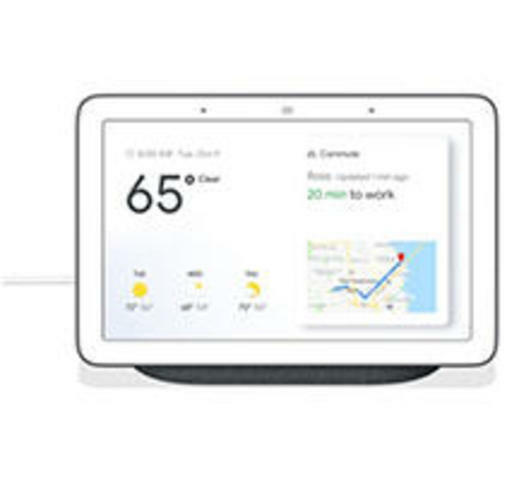 Google Nest Hub Charcoal, Smart Displays