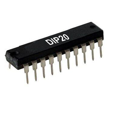 CD74HCT377E 8 FACH D FLIP FLOP MIT DATA ENABLE DIP20 74HCT377 2ST