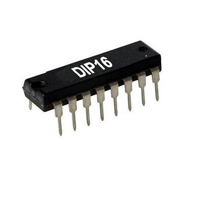 Chroma-demodulator (TBA990 - PAL TV Chroma Demodulator  /  IC TBA 990, DIP16 ,1St.)