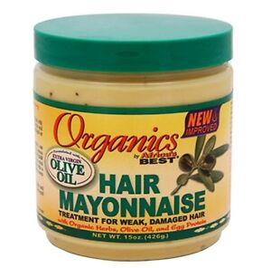 Die Masken für das Haar aus den natürlichen Gräsern