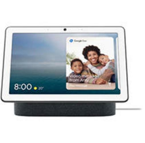 "Nest Hub Max 10"" Smart Display with Google Assistant - ..  (Renewed) Refurbished"