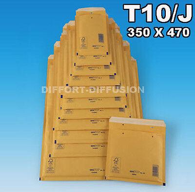 Set: 50 Envelopes Bubbles/Bubble Wrap / T10/ 10/ K