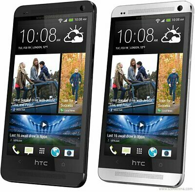 New *UNOPENDED* HTC One M7 - 32GB -Smartphone INT'L VERSION/Silver/32GB