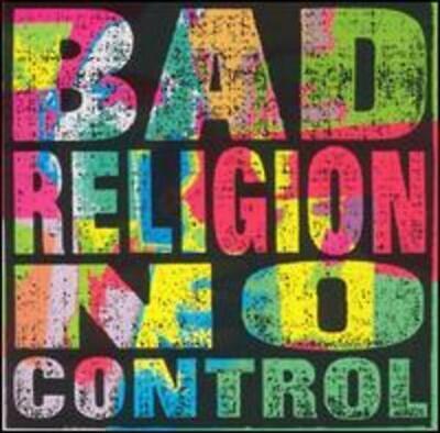 No Control by Bad Religion: (Bad Religion No Control)