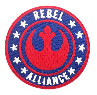 Star Wars - Rebel Alliance - Uniform Patch Kostüm Aufnäher zum Aufbügeln - neu