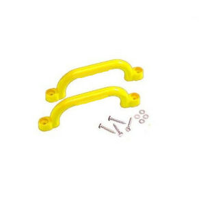 10-Playground-Handles-Swingset-Accessories-swing-set-NEW-playset-safety-grip-Y
