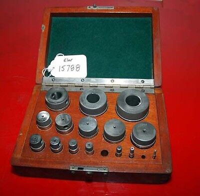 Parker-majestic Precision Hole Gages Sizes 2 1.750 Inv.15788