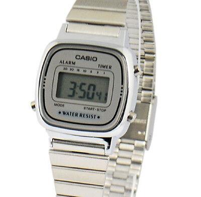 quartz stainless steel watch la670wa