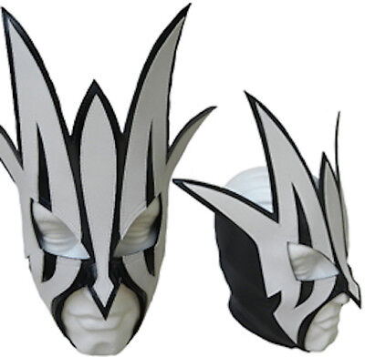 Willow The Wisp Lucha Libre Wrestling Mask Halloween Fancy Dress Costume - Wrestling Halloween Costume