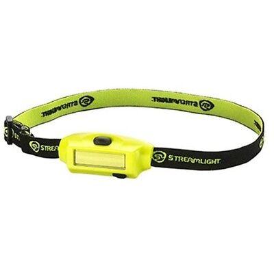 Streamlight 61700 Bandit LED Headlamp 180 Lumens Yellow