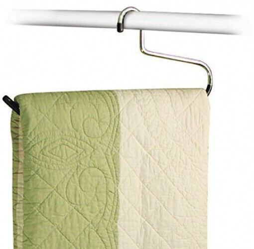 Blanket Hangers Set Of 6 Heavy Duty Stainless Steel Hanger W