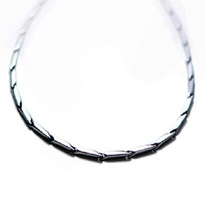 Nikken Kenko Perfect Link II Magnetic Stainless Steel 18