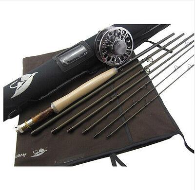 Aventik IM12 Japan High Fly rod  8'6'', 9'0'', 6sec Best Travelling Fly Rod