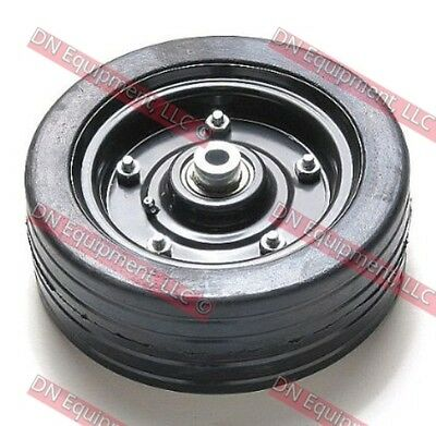 Caroni 59008700 Finish Mower Wheel. Fits All Models. New Replacement