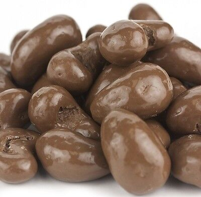 Milk Chocolate Covered Cashews - Milk Chocolate Covered Cashews - Pick a Size! - Free Expedited Shipping
