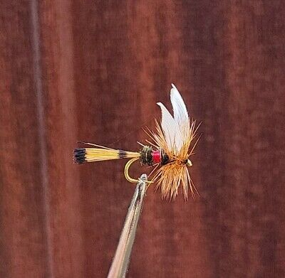 3 x ROYAL COACHMAN DRY TROUT, GRAYLING, LAKE RIVER FLIES Size 12