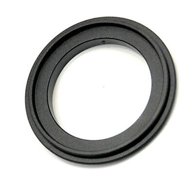 (Macro Lens Reverse Adapter Ring 58mm for Canon EOS EF EF-S Mount 700D 650D 600D)