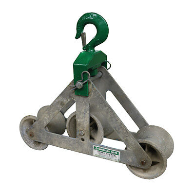 Greenlee 6500 Lb Triple Sheave Cable Guide