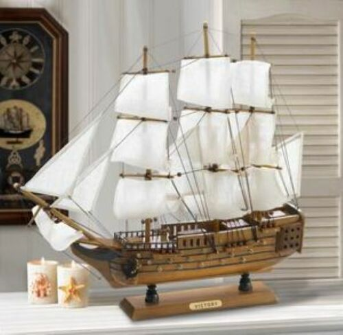 HMS Victory Wood Model Ship, FREE SHIPPING