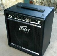 Amplificateur de Basse Peavey 20 watts