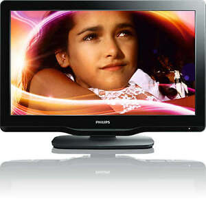 32 inch lcd philips tv with remote... selling for 80